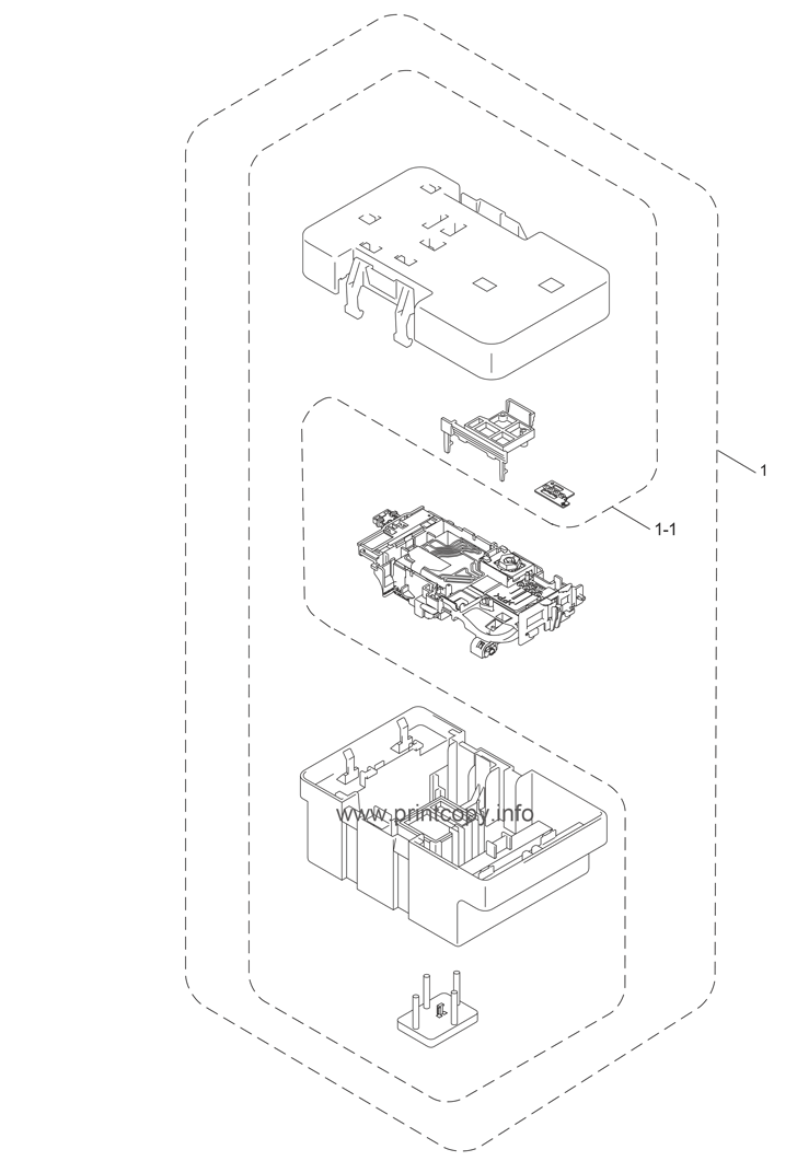 Parts Catalog > Brother > MFC-J6710DW > page 5