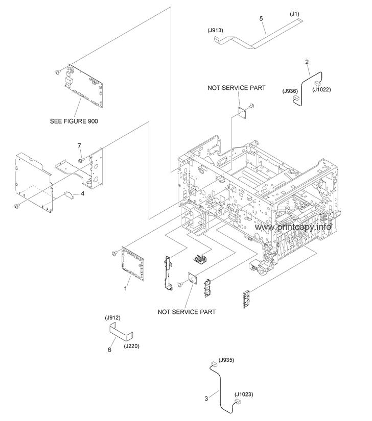 Parts Catalog > Canon > iR1435 > page 15
