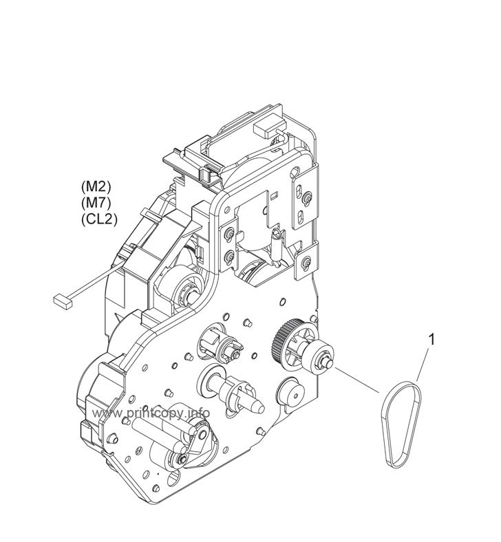Parts Catalog > Canon > iR1730 > page 8