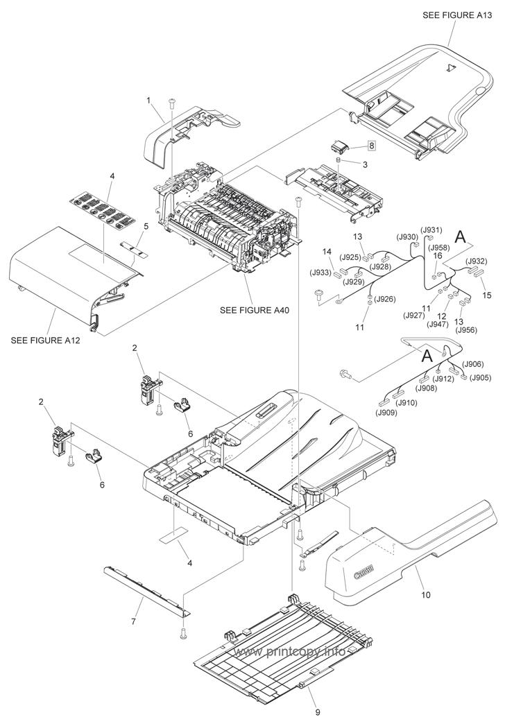 Parts Catalog > Canon > iR1730i > page 26