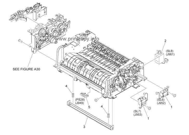 Parts Catalog > Canon > iR1730 > page 30