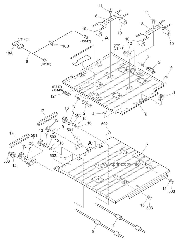 Parts Catalog > Canon > iR2820 > page 27
