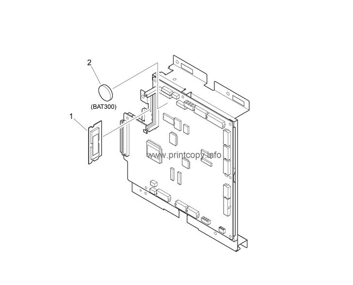Parts Catalog > Canon > iR2200 > page 36