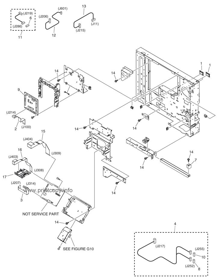 Parts Catalog > Canon > iR2318 > page 5