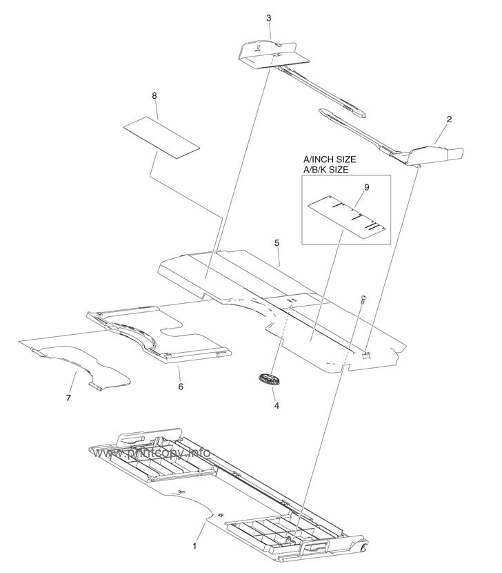 Parts Catalog > Canon > iR2318 > page 16