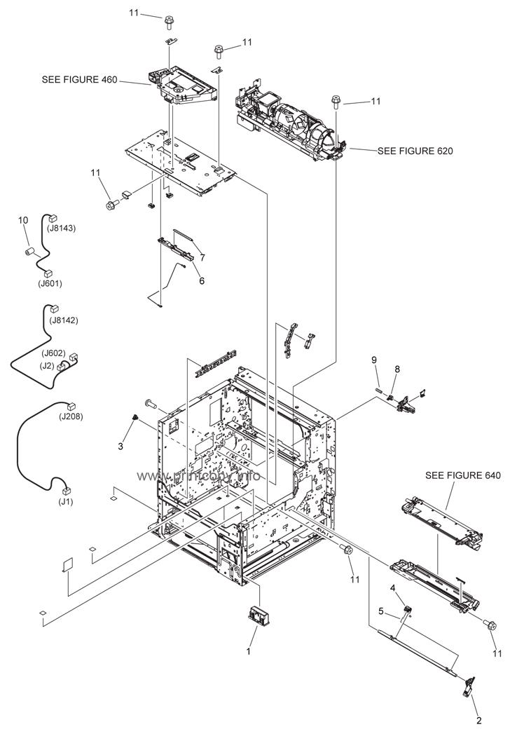 Parts Catalog > Canon > iR2530i > page 6