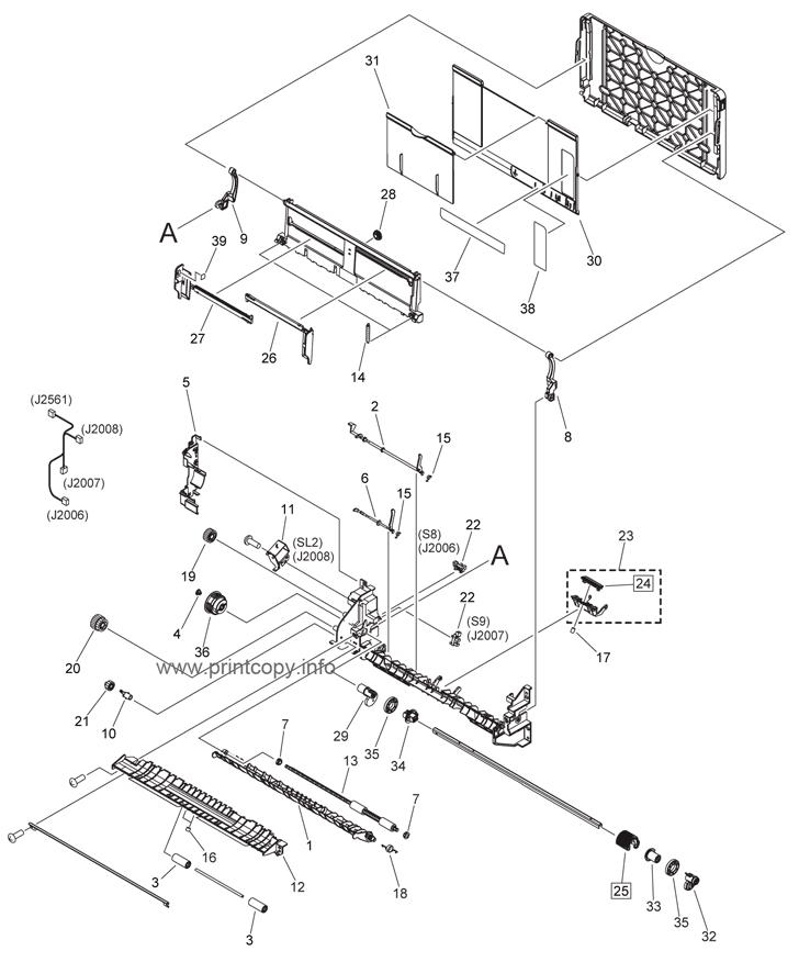 Parts Catalog > Canon > iR2520 > page 30
