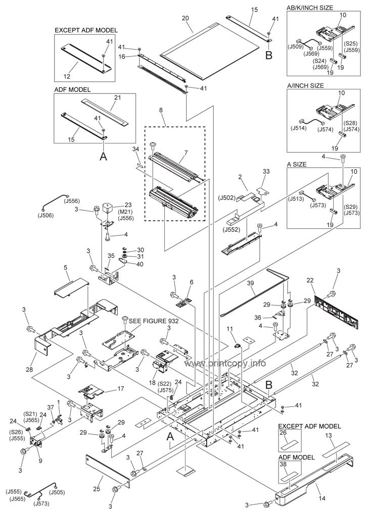 Parts Catalog > Canon > iR2520 > page 39