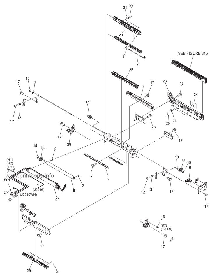 Parts Catalog > Canon > iR2520 > page 46