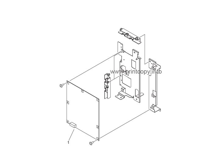 Parts Catalog > Canon > iR2545 > page 49