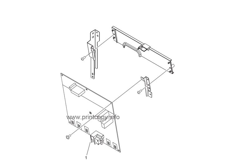 Parts Catalog > Canon > iR2535 > page 52
