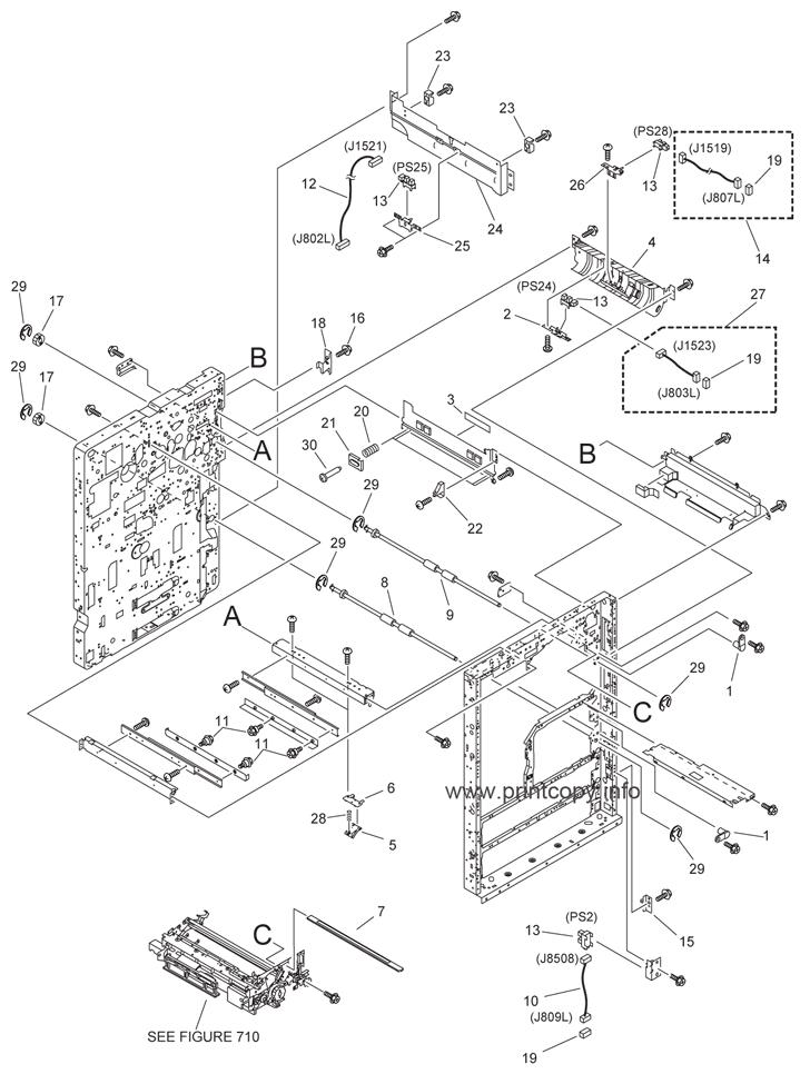 Parts Catalog > Canon > iR5065 > page 3