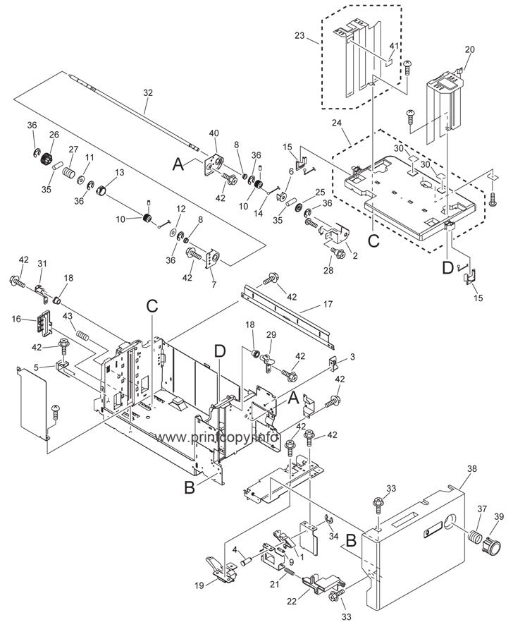 Parts Catalog > Canon > iR5055 > page 29