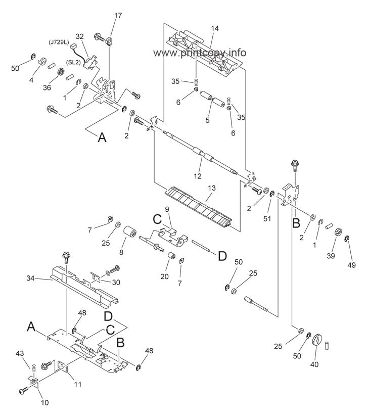Parts Catalog > Canon > iR5065 > page 35