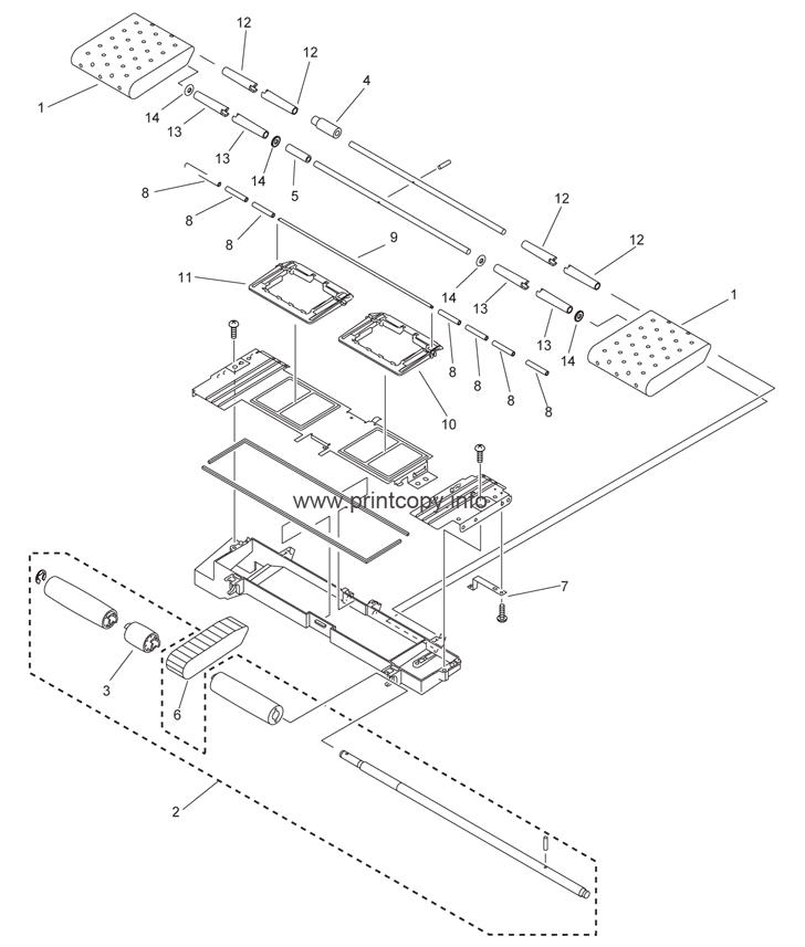 Parts Catalog > Canon > iR5065 > page 42