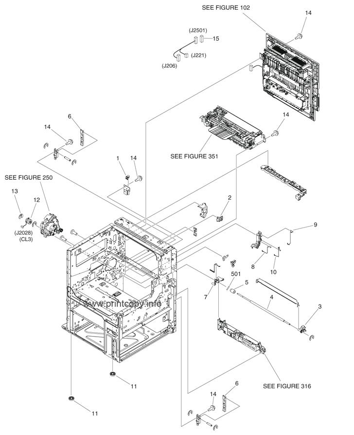 Parts Catalog > Canon > iR Advance 4051 > page 4