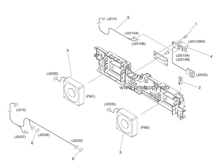 Parts Catalog > Canon > iR Advance 4051F > page 18