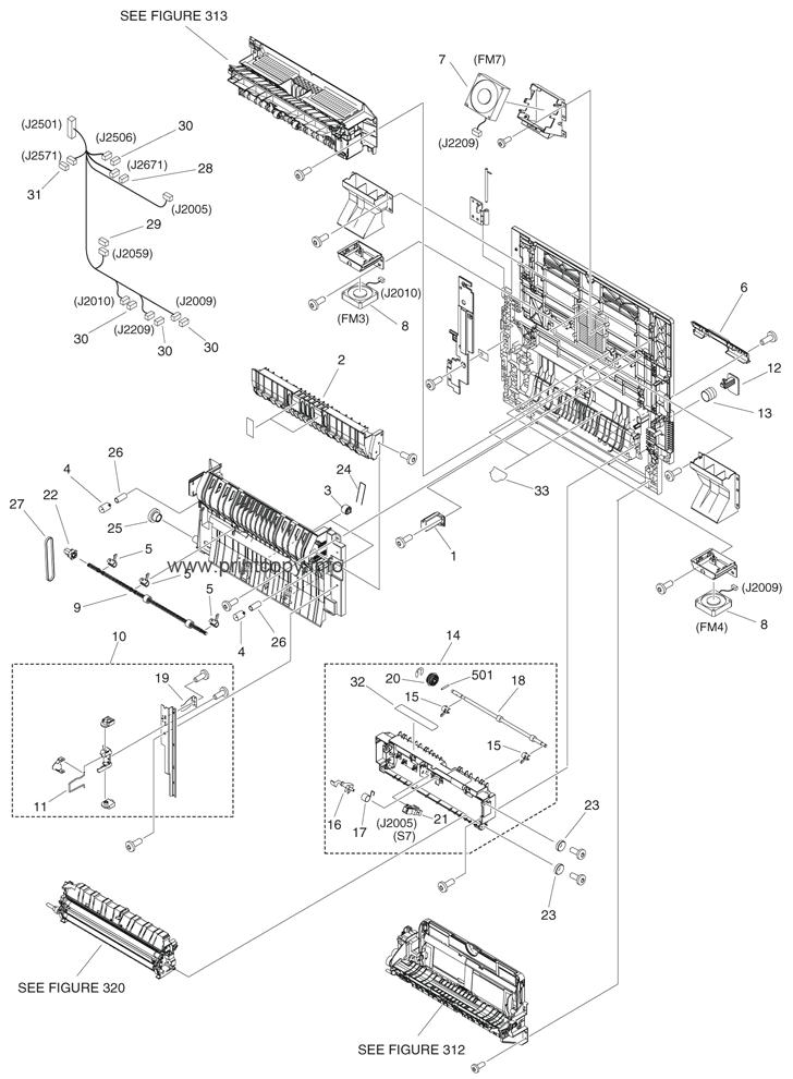 Parts Catalog > Canon > iR Advance 4245i > page 2