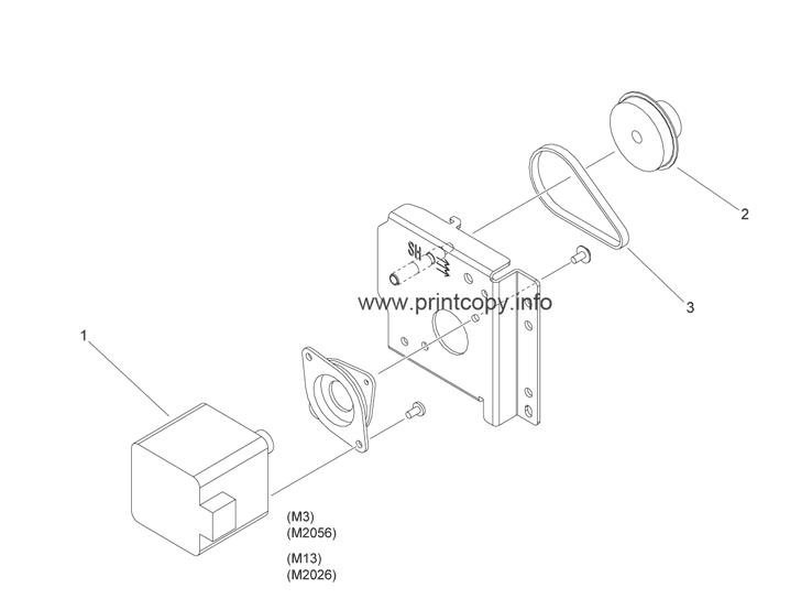 Parts Catalog > Canon > iR Advance 4245 > page 16