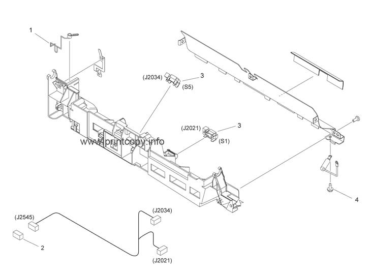 Parts Catalog > Canon > iR Advance 4245 > page 27