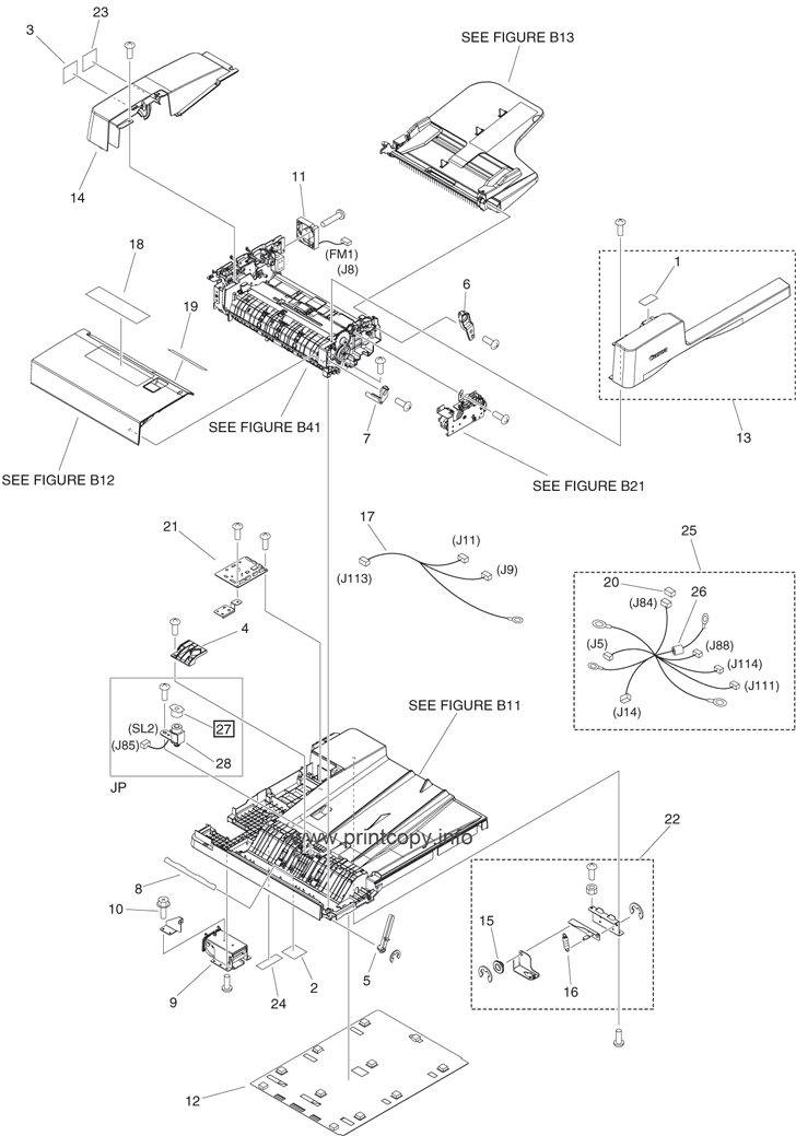 Parts Catalog > Canon > iR Advance 4235i > page 47