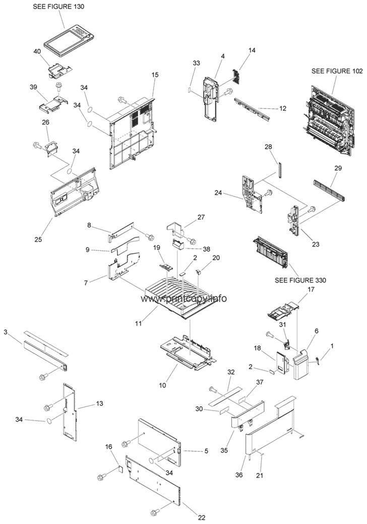 Parts Catalog > Canon > iR Advance 4535i > page 7