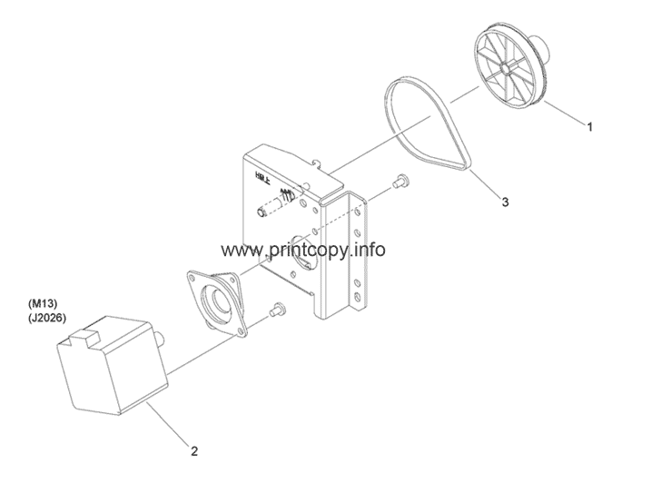 Parts Catalog > Canon > iR Advance 4551i > page 26
