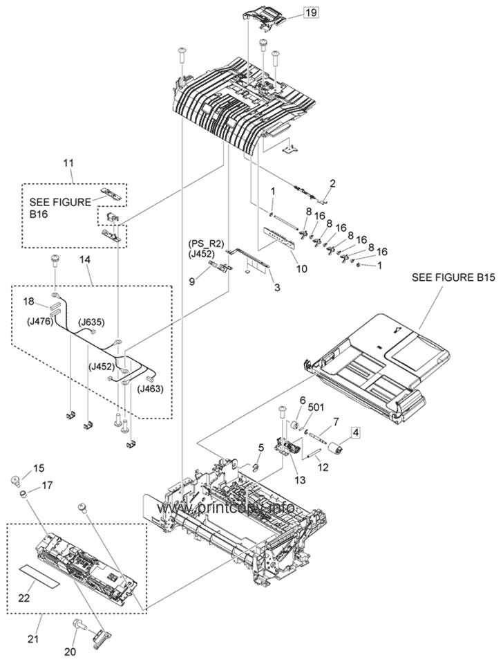 Parts Catalog > Canon > iR Advance 4525i > page 70
