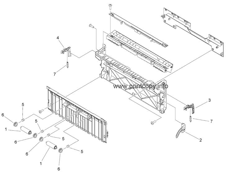 Parts Catalog > Canon > iR Advance 4525i III > page 36