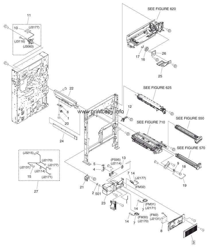 Parts Catalog > Canon > iR Advance 6075 > page 8