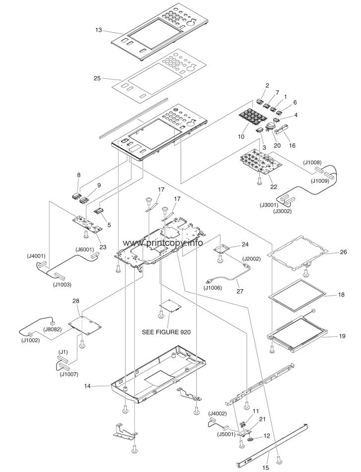 Parts Catalog > Canon > iR Advance 6075 > page 17