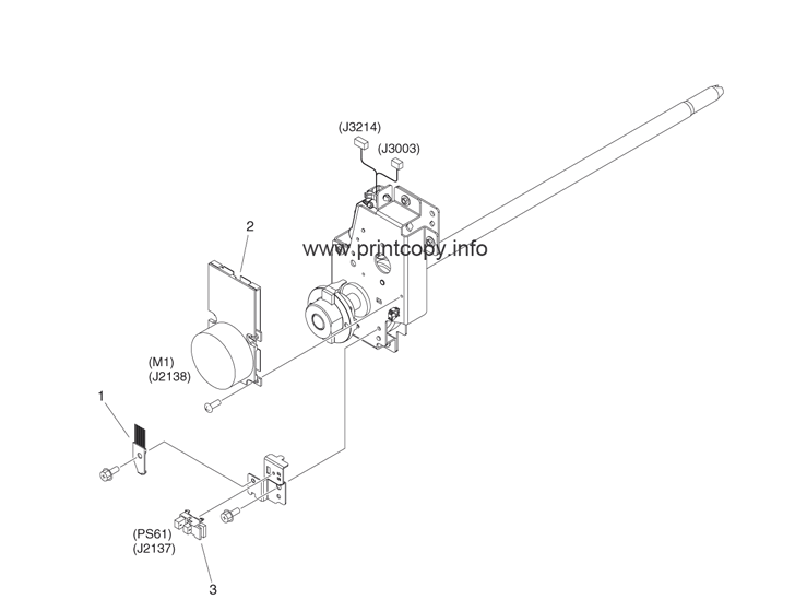 Parts Catalog > Canon > iR Advance 6055 > page 23