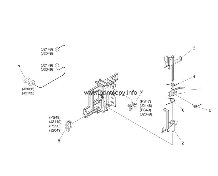 Parts Catalog > Canon > iR Advance 6065 > page 28