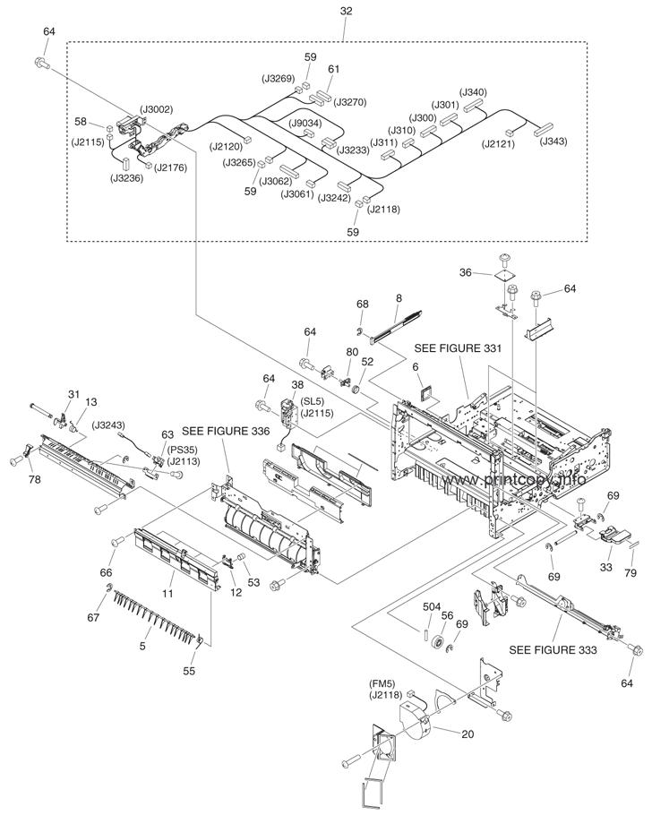 Parts Catalog > Canon > iR Advance 6075 > page 38