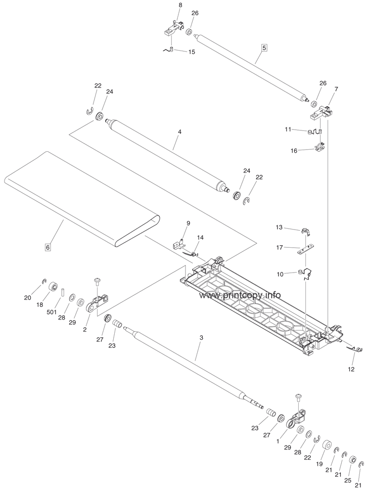 Parts Catalog > Canon > iR Advance 6075 > page 46
