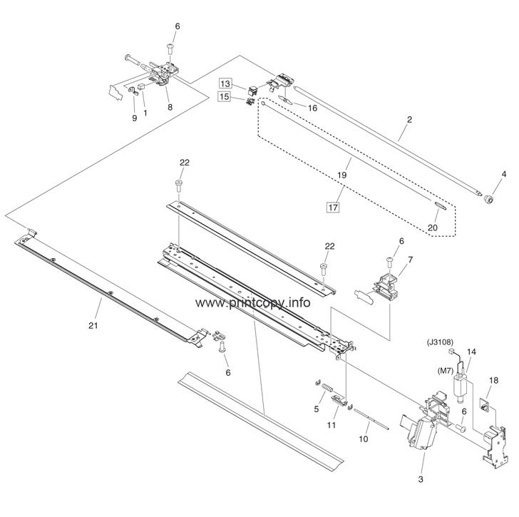 Parts Catalog > Canon > iR Advance 6065 > page 55