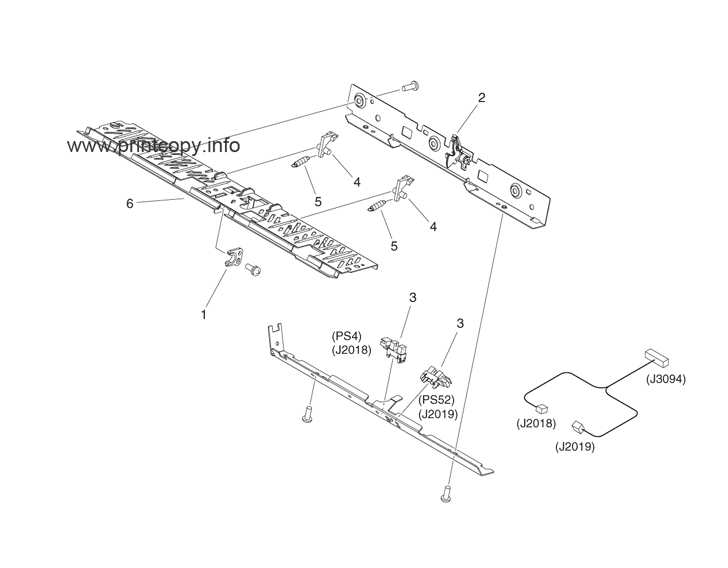 Parts Catalog > Canon > iR Advance 6065 > page 71
