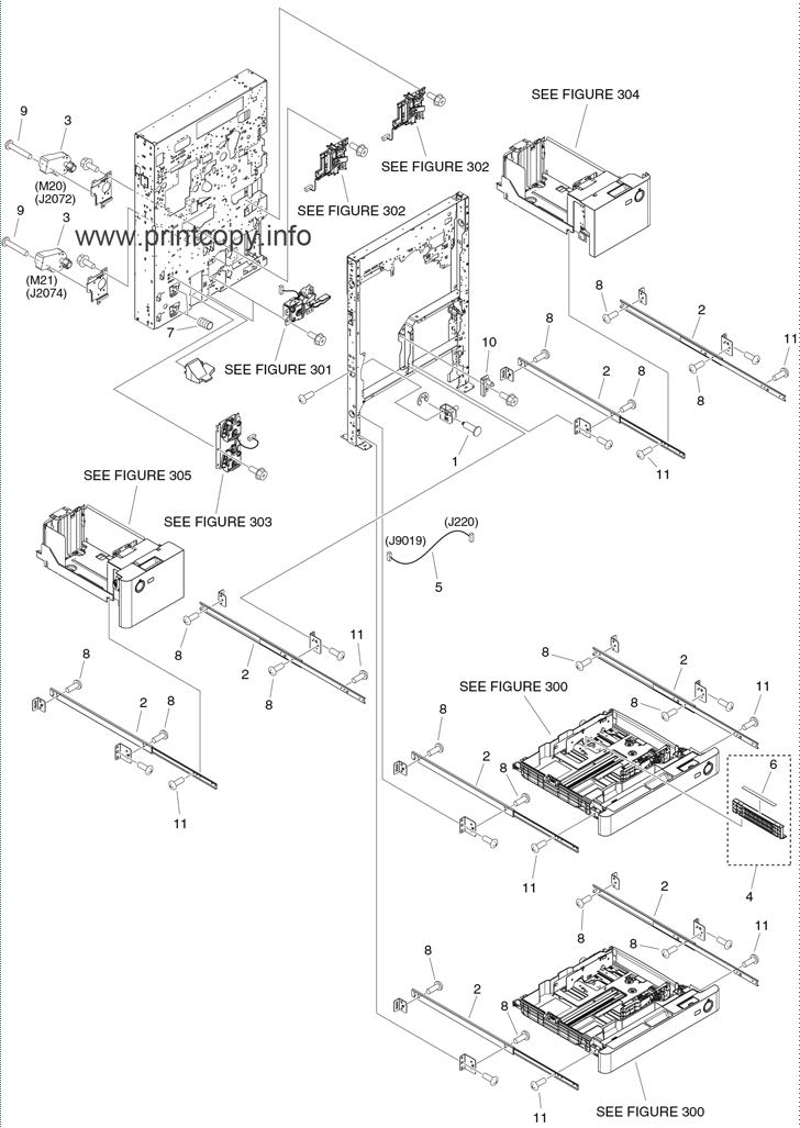 Parts Catalog > Canon > iR Advance 6265i > page 4