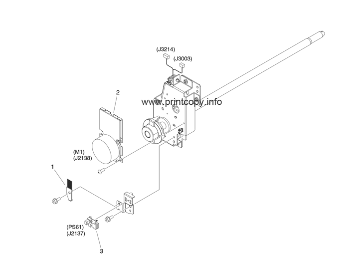 Parts Catalog > Canon > iR Advance 6265i > page 23