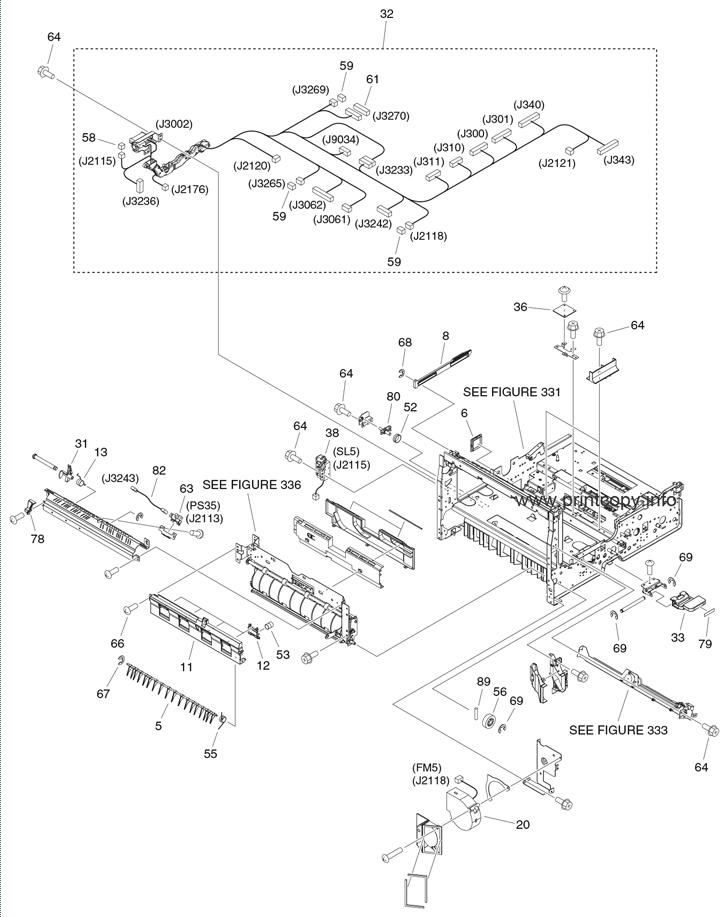 Parts Catalog > Canon > iR Advance 6255i > page 37