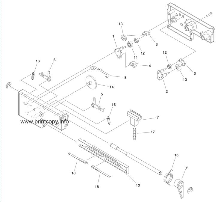 Parts Catalog > Canon > iR Advance 6265 > page 63