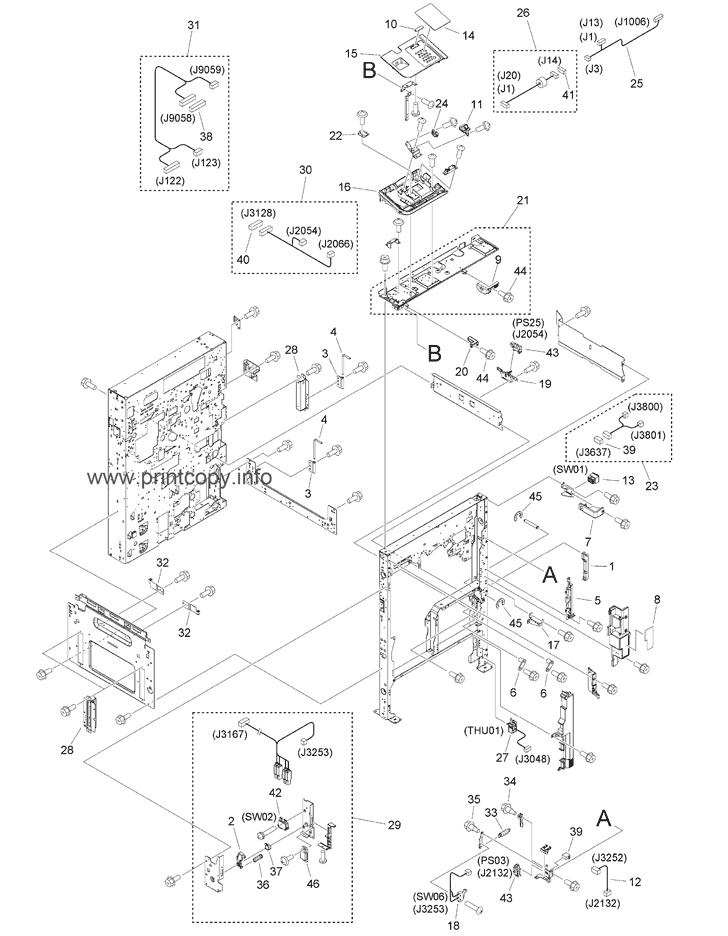 Parts Catalog > Canon > iR Advance 6555i > page 7
