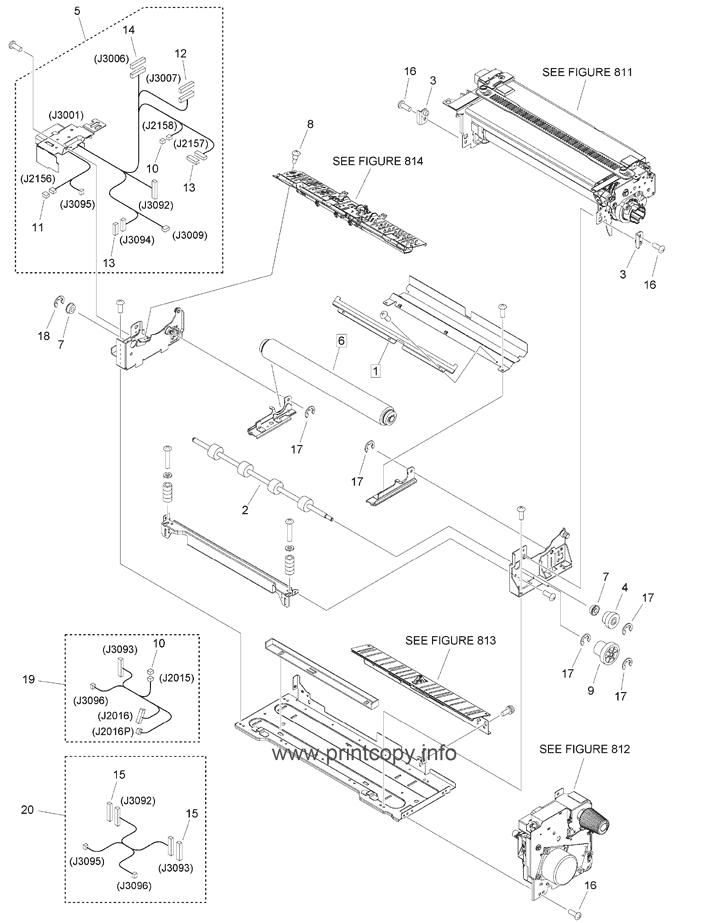 Parts Catalog > Canon > iR Advance 6555i > page 74
