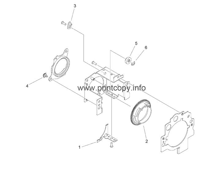Parts Catalog > Canon > iR Advance 6555i > page 81