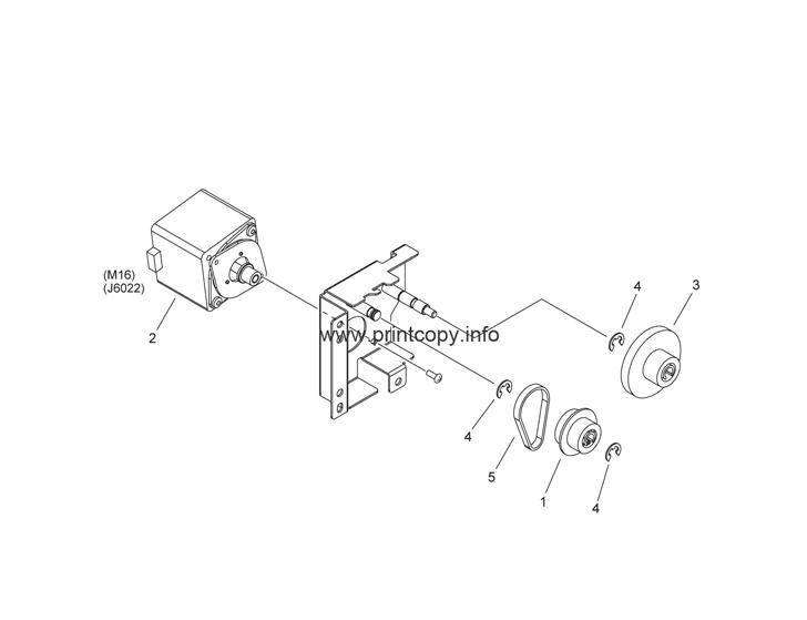 Parts Catalog > Canon > iR Advance C2020i > page 20