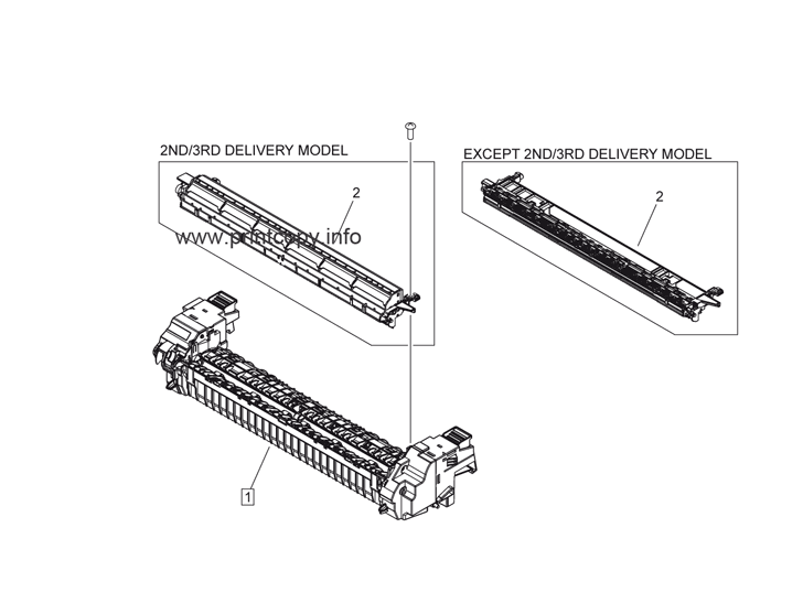 Parts Catalog > Canon > iR Advance C2030 > page 27