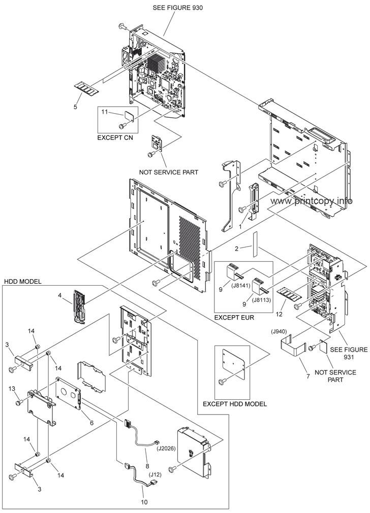 Parts Catalog > Canon > iR Advance C2020i > page 28