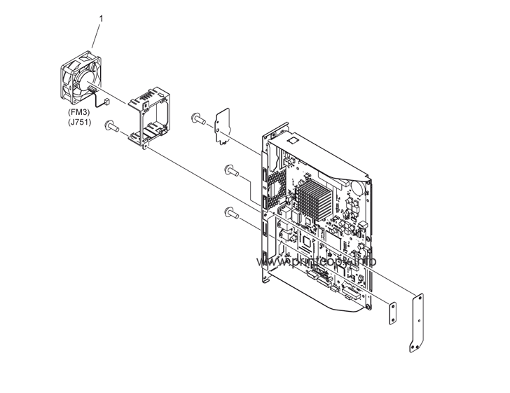 Parts Catalog > Canon > iR Advance C2020i > page 29