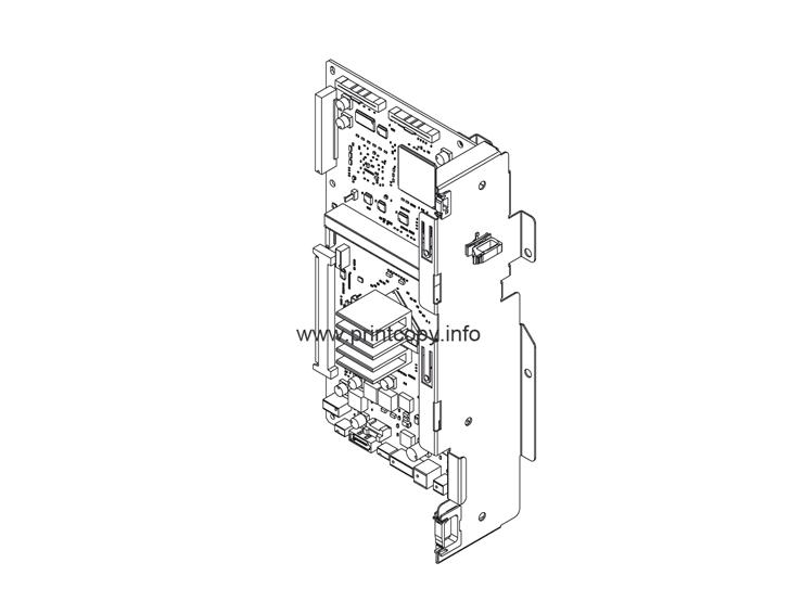 Parts Catalog > Canon > iR Advance C2020i > page 30