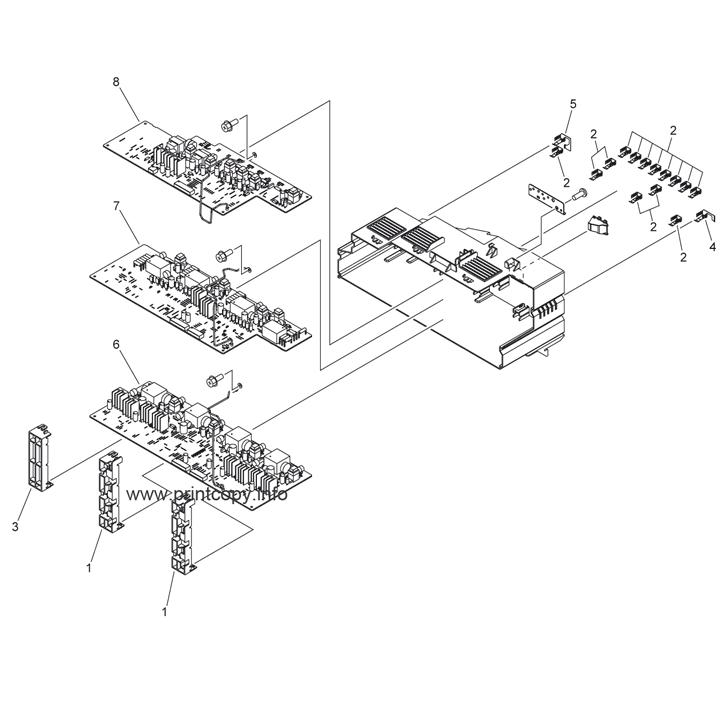 Parts Catalog > Canon > iR Advance C2020i > page 32